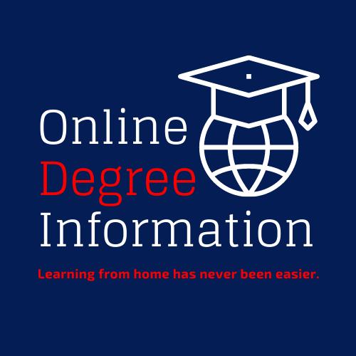 Online degree information